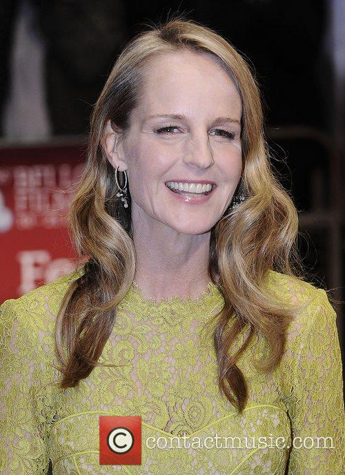 Helen Hunt at the 56th BFI London Film...