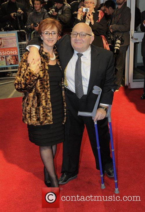Ben Lewin and wife 56th BFI London Film...