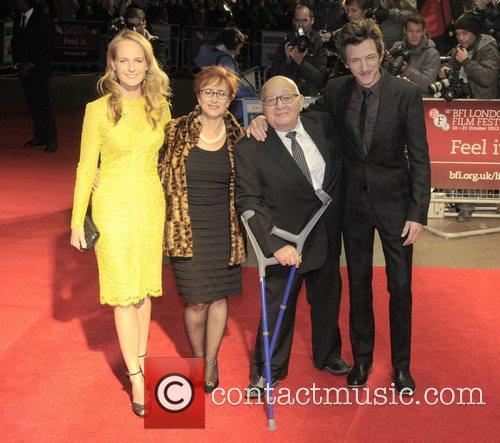 Helen Hunt, Ben Lewin, John Hawkes, London Film Festival, The Sessions, Festival Gala London and England