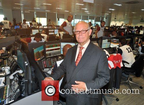David Buik BGC Annual Global Charity Day held...