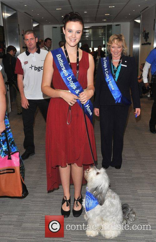 Ashleigh Butler and Pudsey BGC Annual Global Charity...