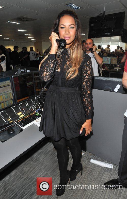 Leona Lewis BGC Annual Global Charity Day held...
