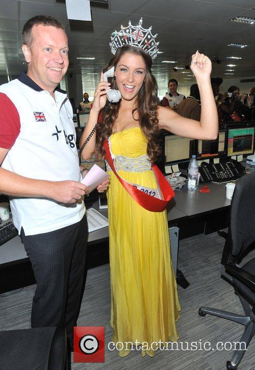 Miss England Charlotte Holmes BGC Annual Global Charity...
