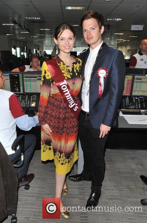 Sophie Ellis-bextor and Richard Jones 5