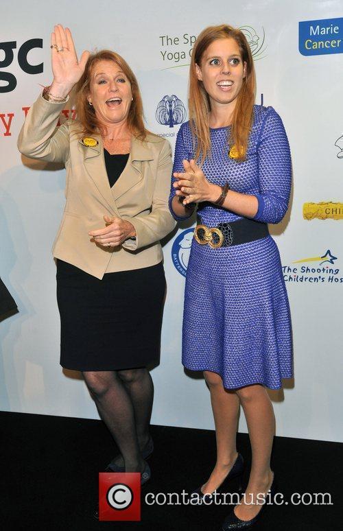 Sarah Ferguson and Princess Beatrice 12