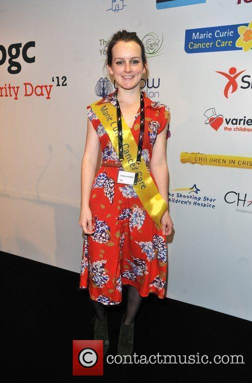 Sophie McShera BGC Annual Global Charity Day held...