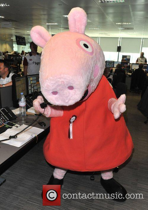 Peppa Pig BGC Annual Global Charity Day held...