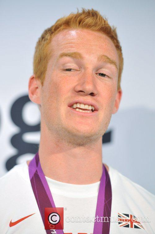 Greg Rutherford BGC Annual Global Charity Day held...