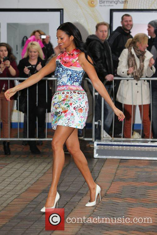 Alesha Dixon, Ant And Dec and Declan Donnelly 3
