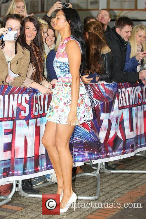 Alesha Dixon, Ant And Dec and Declan Donnelly 6