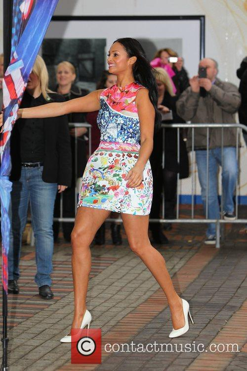 Alesha Dixon, Ant And Dec and Declan Donnelly 8