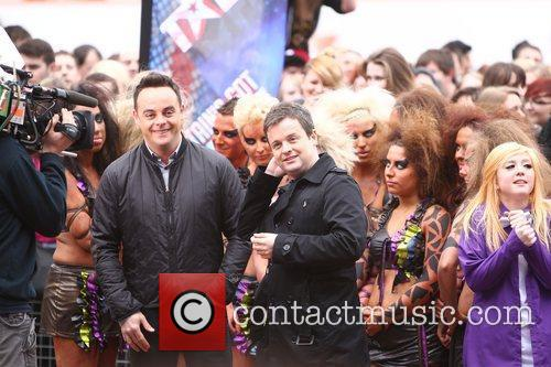 Ant Mcpartlin, Ant And Dec and Declan Donnelly 2