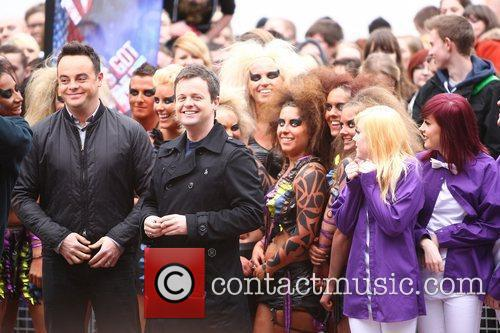 Ant Mcpartlin, Ant And Dec and Declan Donnelly 3