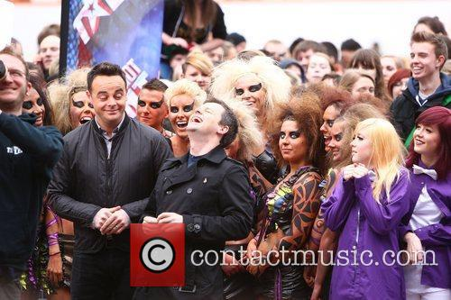 Ant Mcpartlin, Ant And Dec and Declan Donnelly 5