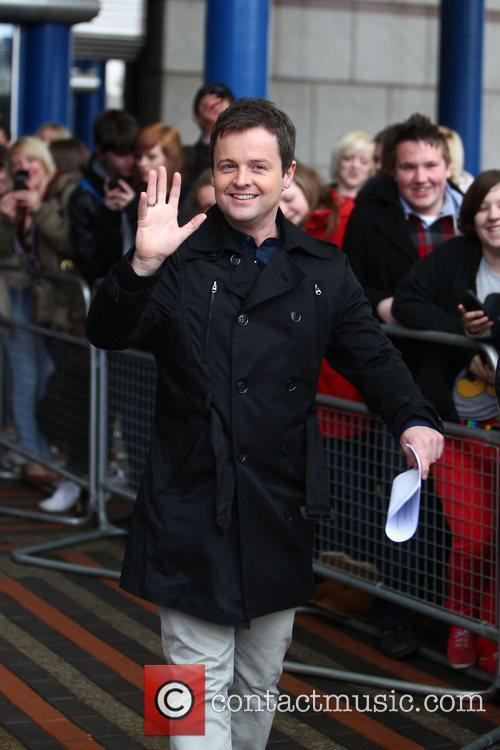 Declan Donnelly and Ant And Dec 2
