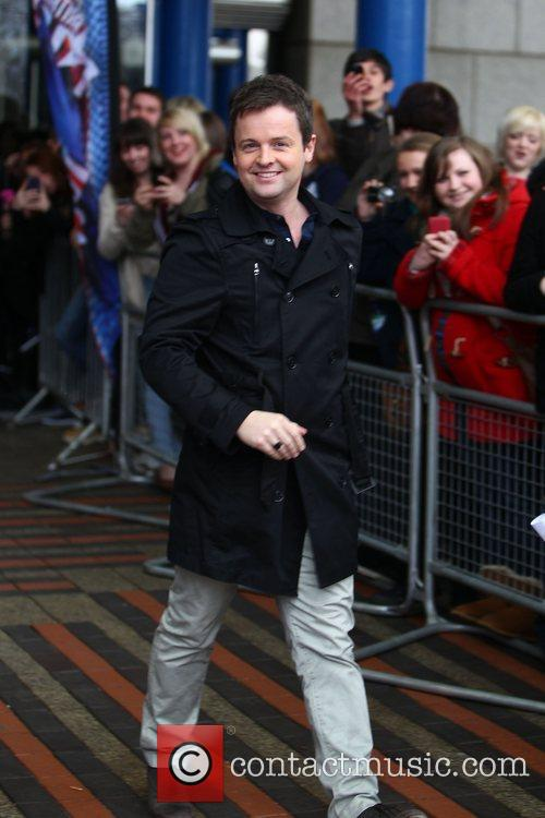 Declan Donnelly and Ant And Dec 4
