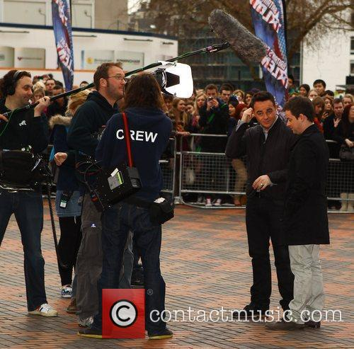 Ant Mcpartlin, Ant And Dec and Declan Donnelly 7