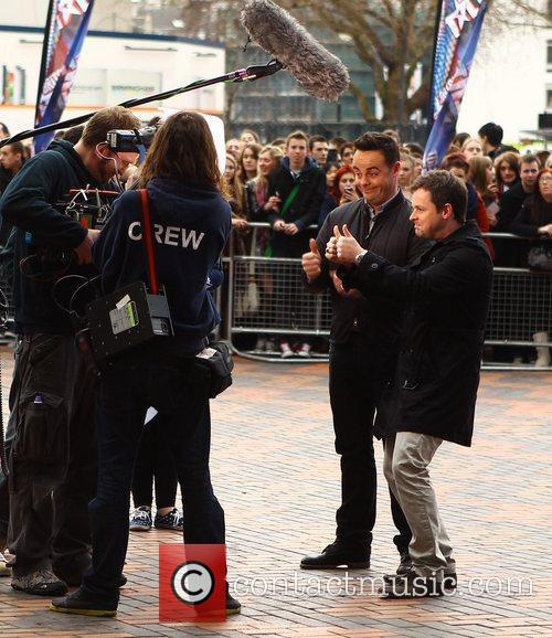 Ant Mcpartlin, Ant And Dec and Declan Donnelly 8