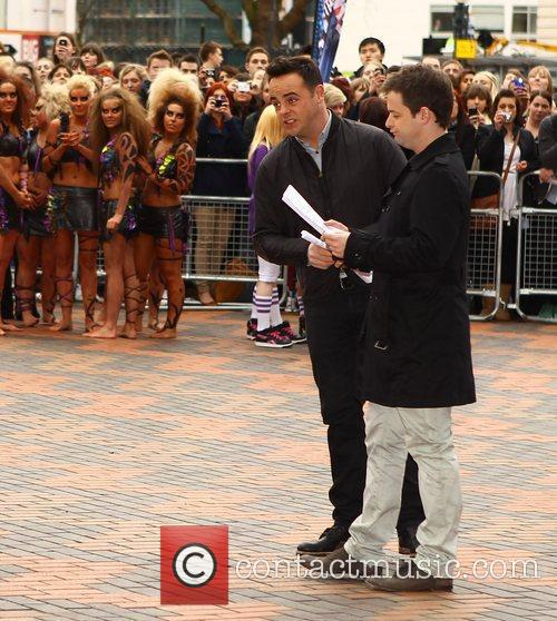 Ant Mcpartlin, Ant And Dec and Declan Donnelly 9