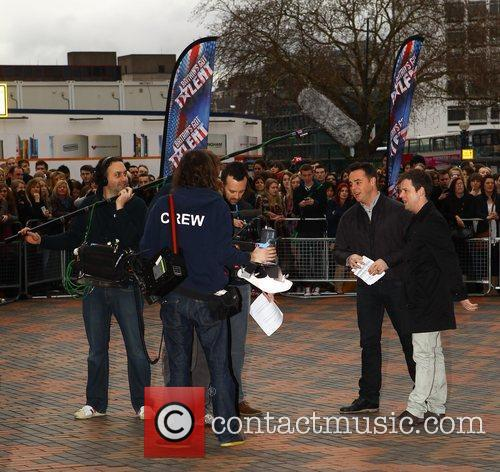 Ant Mcpartlin, Ant And Dec and Declan Donnelly 11