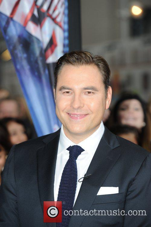 david walliams arriving at the auditions for 3735453