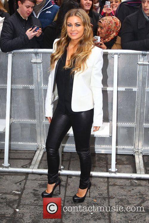 Carmen Electra and Hammersmith Apollo 7