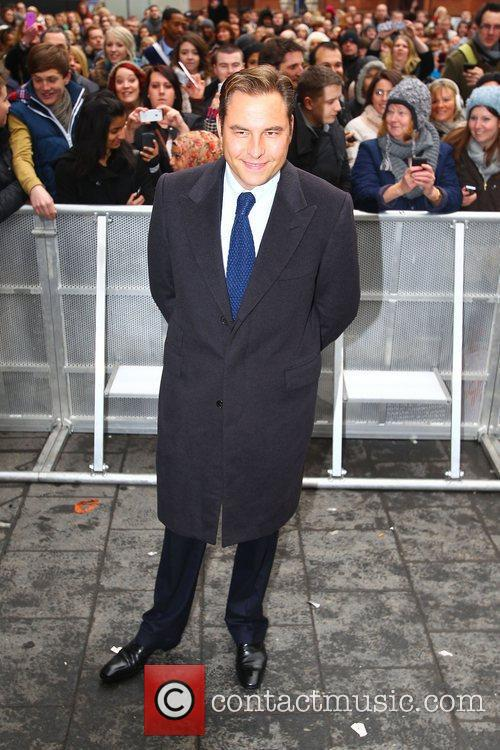 David Walliams and Hammersmith Apollo 4