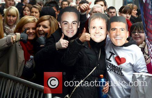 Atmosphere and Ant And Dec 1