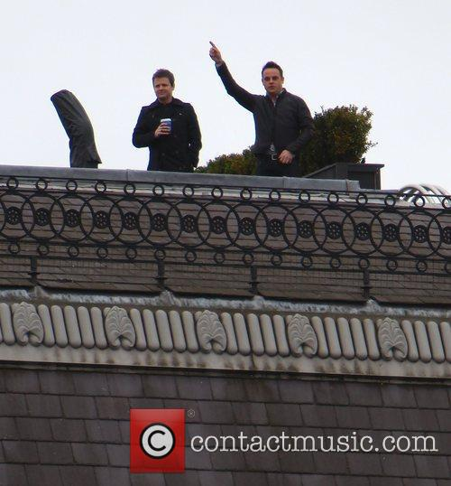 Ant Mcpartlin, Ant and Dec, Declan Donnelly and Trafalgar Square 19