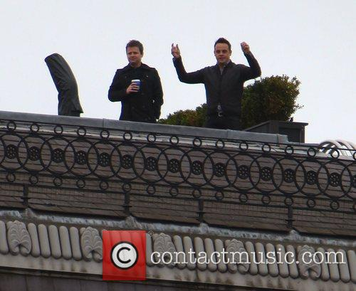 Ant Mcpartlin, Ant and Dec, Declan Donnelly and Trafalgar Square 21