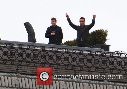 Ant Mcpartlin, Ant and Dec, Declan Donnelly and Trafalgar Square 22