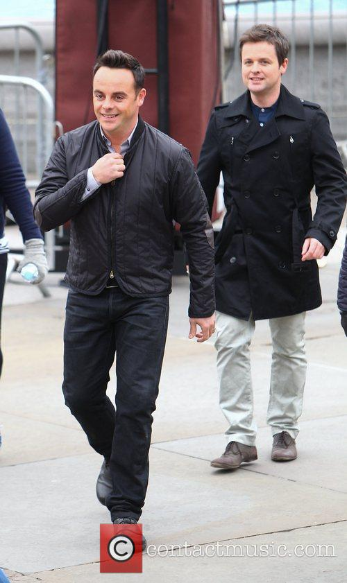 Ant Mcpartlin, Ant And Dec, Declan Donnelly and Trafalgar Square 1