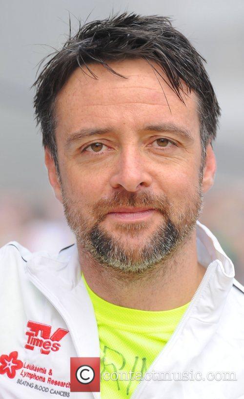 Birmingham BUPA Half Marathon 2012 - Celebrity Sightings