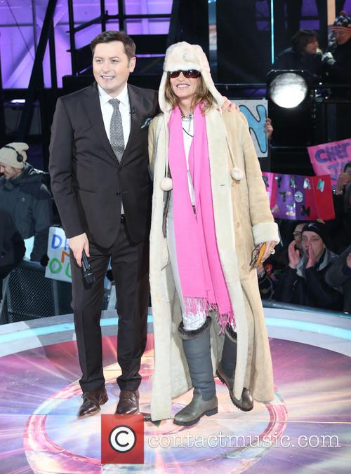 Brian Dowling, Paula Hamilton and Celebrity Big Brother 2