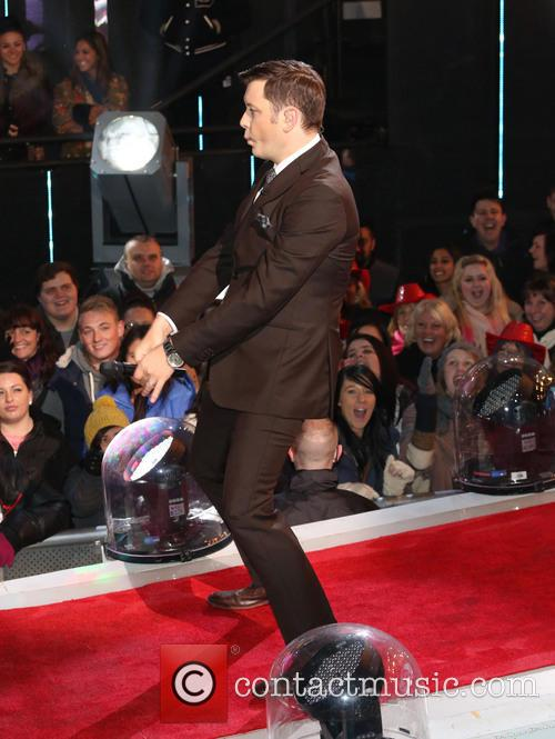 Brian Dowling and Celebrity Big Brother 4