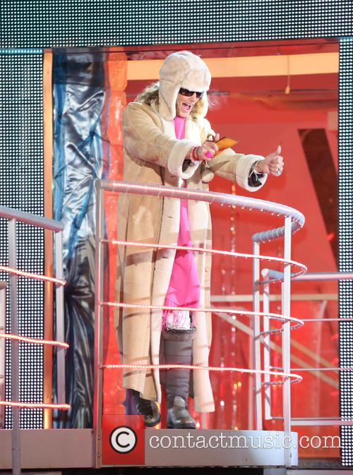 Paula Hamilton Exits Celebrity Big Brother