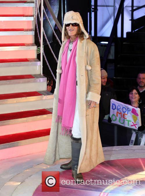 Paula Hamilton and Celebrity Big Brother 7