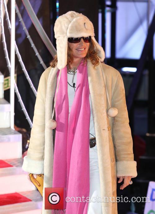 Paula Hamilton and Celebrity Big Brother 11