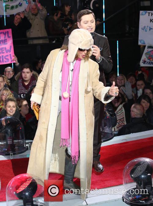 Paula Hamilton and Celebrity Big Brother 6