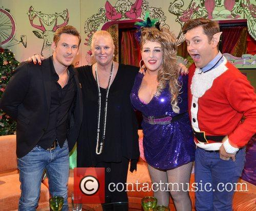 Lee Ryan and Kim Woodburn 2