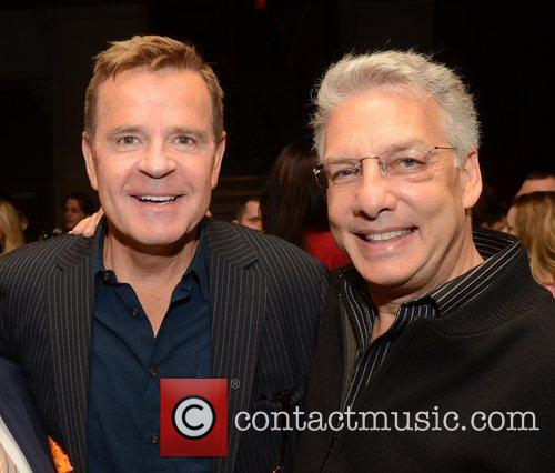 Mike Jerrick and Mark Summers  attend Mrs...