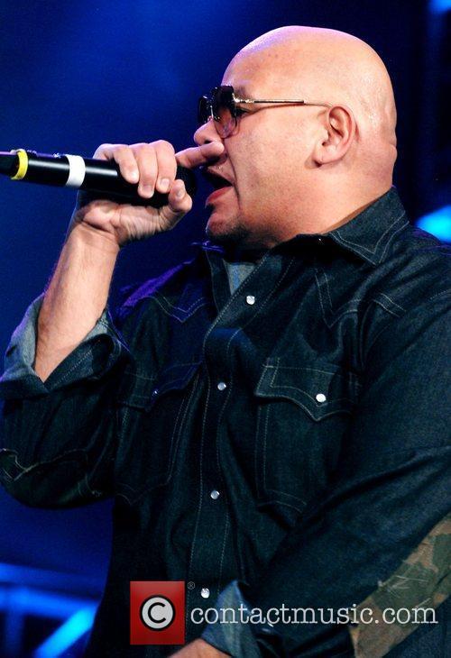 Fat Joe  Big Jam 2012 in Chicago...