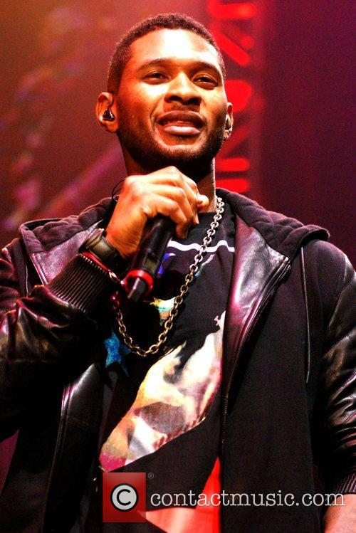 Usher Big Jam 2012 in Chicago Chicago, Illinois