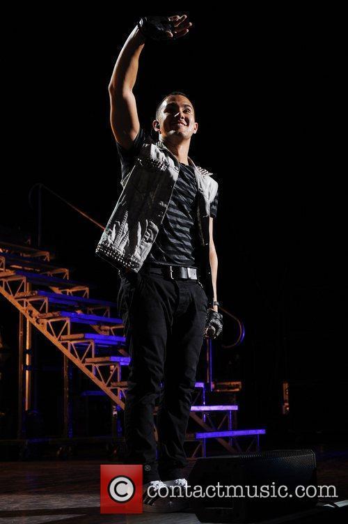 Carlos Pena and Big Time Rush 8