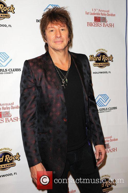 Richie Sambora and Hard Rock Hotel And Casino 1