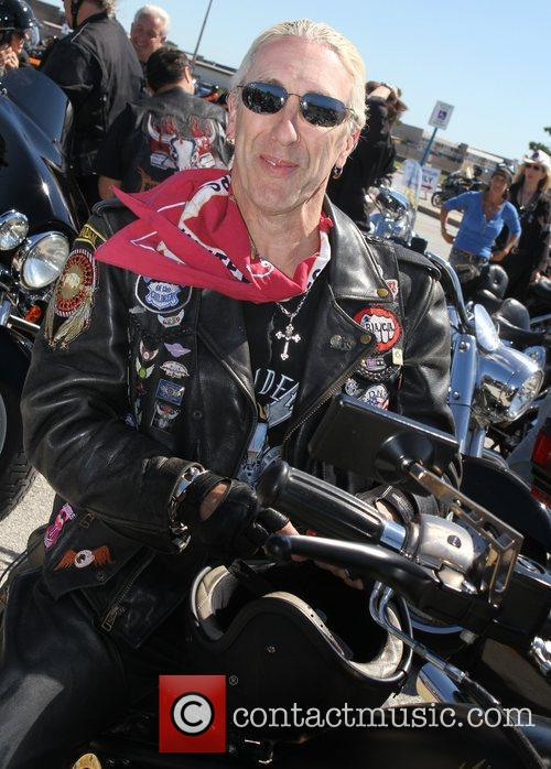 Dee Snider leads the 10th Annual March of...