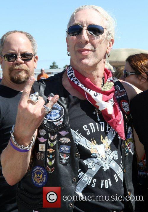 Leads the 10th Annual March of Dimes 'Bikers...