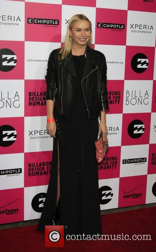 Alex Spencer Billabong's 6th Annual Design For Humanity...