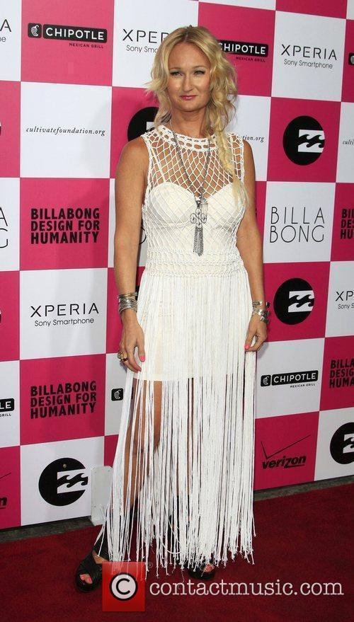 Mandy Fry Billabong's 6th Annual Design For Humanity...