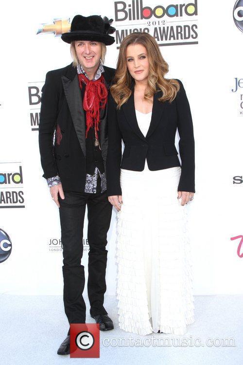 Michael Lockwood and Lisa Marie Presley 2